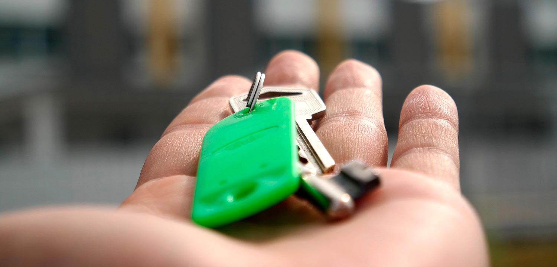 Servicio de entrega y control de llaves
